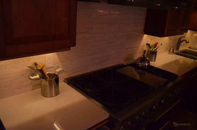 Under Cabinet LED Lighting - Contemporary - Kitchen - seattle - by ...