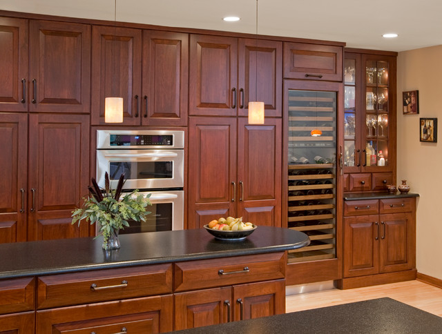 Opulence Kitchen Remodel Blue Bell, PA  Traditional  Kitchen