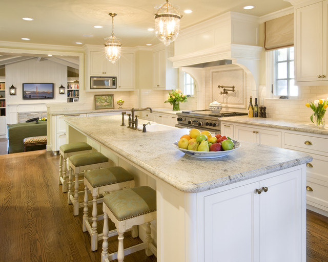 Understated Traditional Kitchen traditional-kitchen
