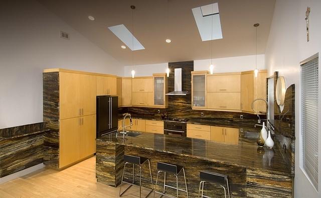 Unique Kitchen Designs - Modern - Kitchen - Other - by Dimanti Stone ...