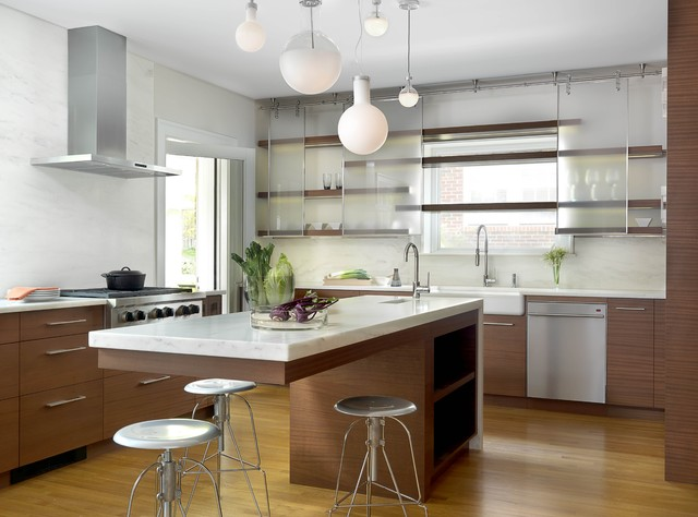 Sliding Cabinet Doors Houzz - Kitchen cabinets with sliding doors