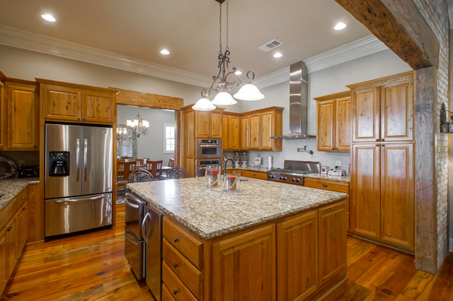 University Club Drive Baton Rouge Custom Build Traditional Kitchen Other By All Star
