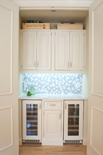 Dry Bar Traditional Kitchen Dallas By Kitchen Design Concepts