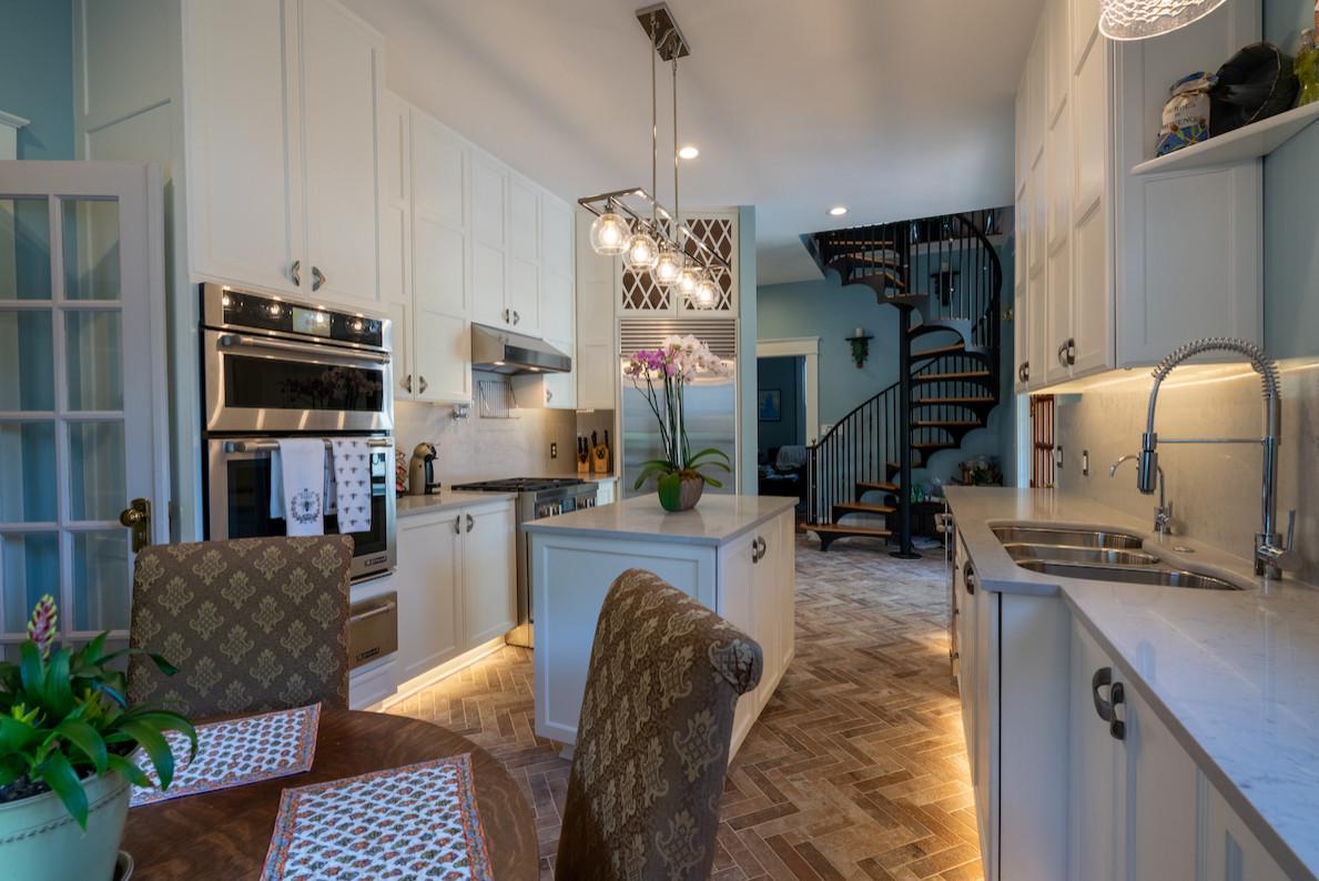 University Street Kitchen Project