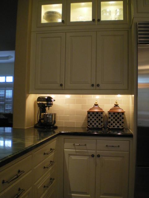 Updated Custom Kitchen Remodel traditional-kitchen