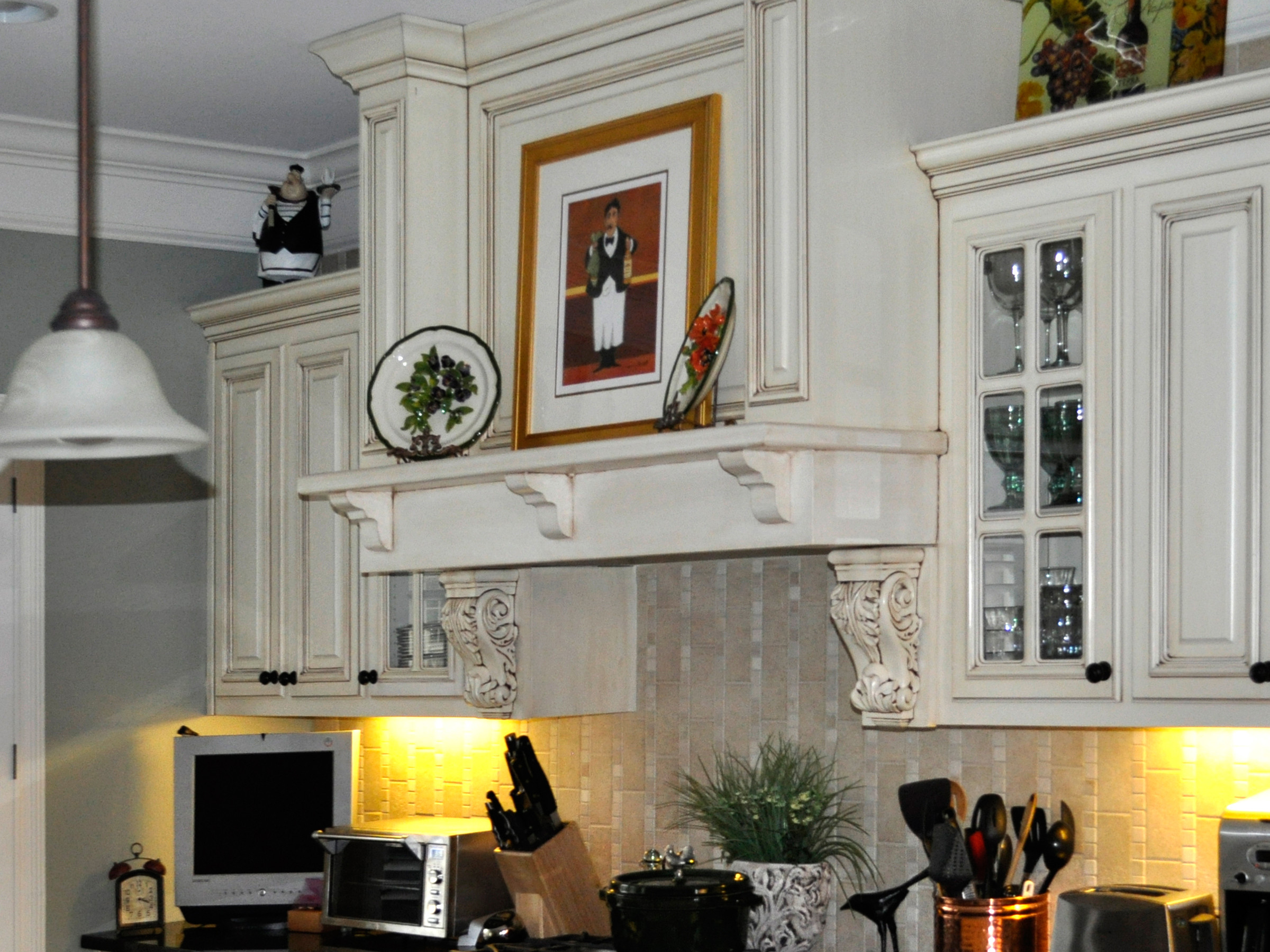 Faux Painted Kitchen Houzz