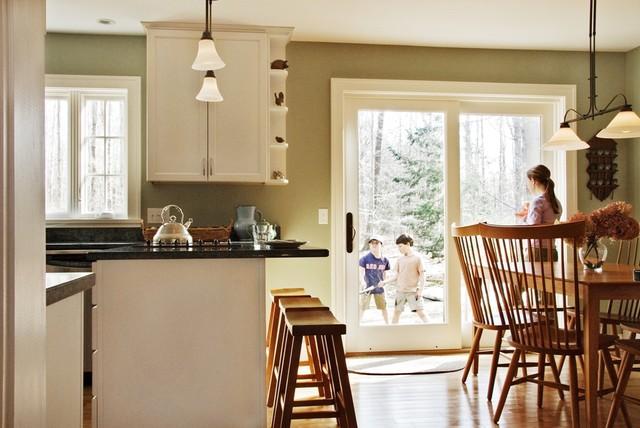 Updated Kitchen contemporary-kitchen