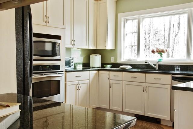 Updated Kitchen Contemporary Kitchen burlington by
