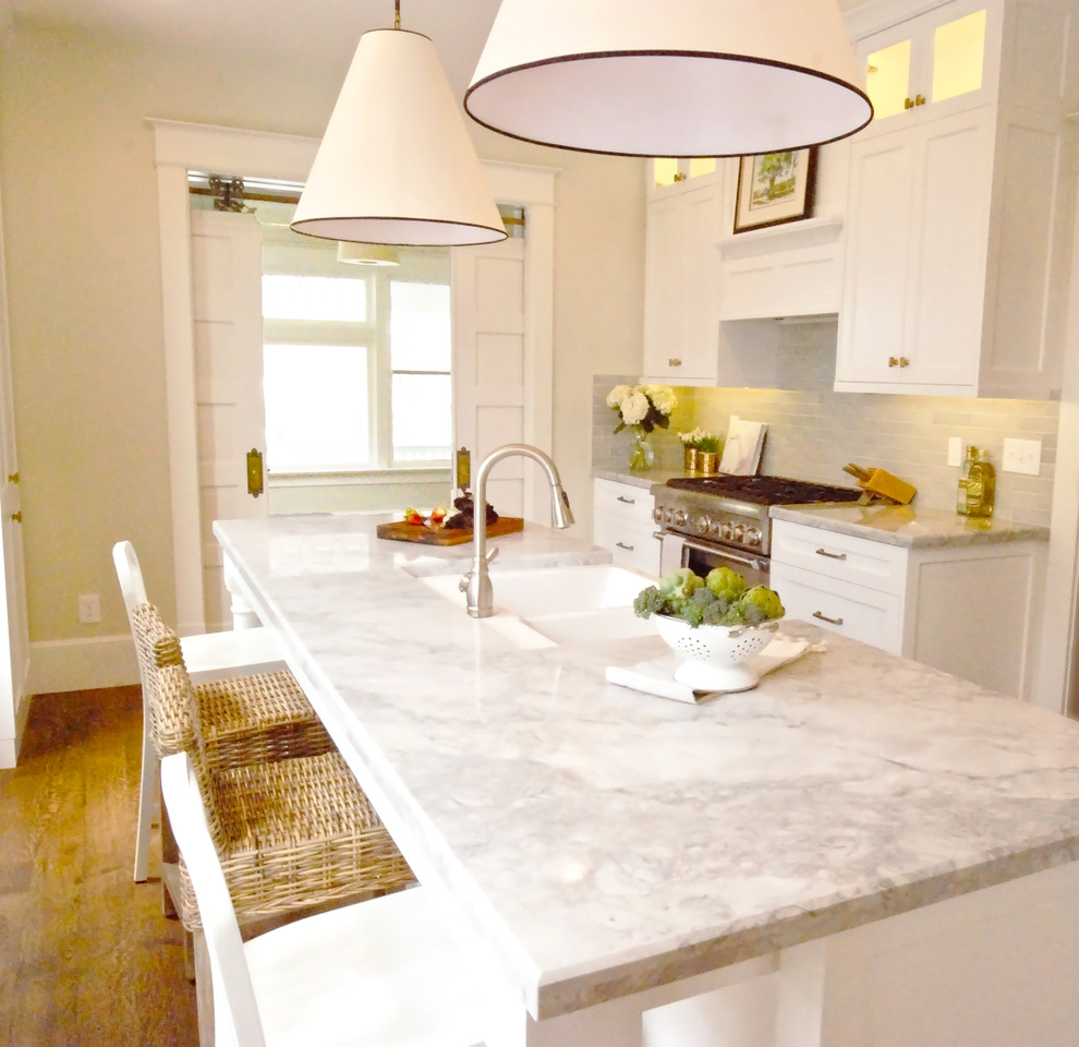 Inspiration for a timeless kitchen remodel in Salt Lake City