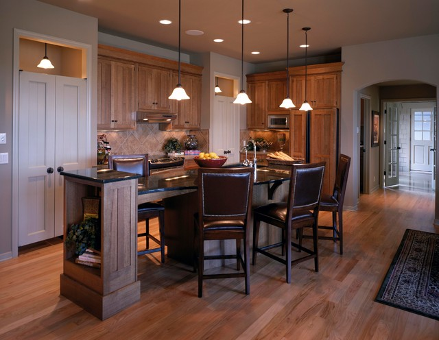 Updated traditional traditional kitchen omaha by for Traditional kitchen meaning
