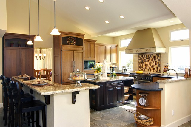 Updated Traditional Kitchen traditional-kitchen