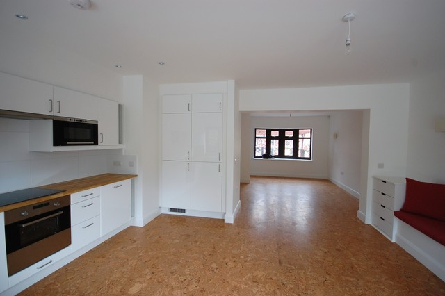 Upminster refurbishment for disabled person contemporary for Kitchen design upminster