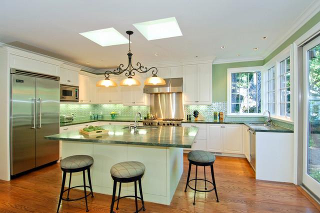 Upper Happy Valley contemporary-kitchen