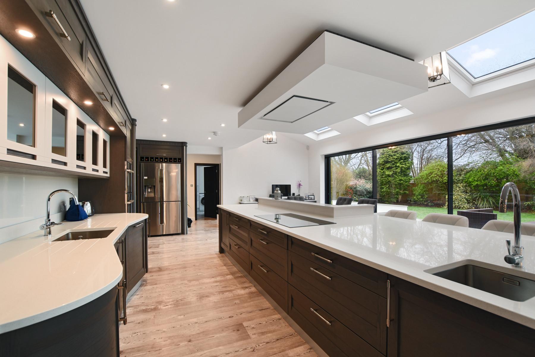 Upper Hill Rise - Kitchen