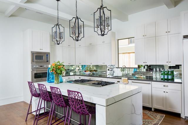 Upper Kirby Modern Modern Kitchen Houston By Jamie House Design