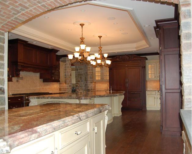 Upper Makefield Kitchen traditional-kitchen