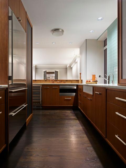 Upper West Side Apartment - Kitchen - Contemporary - Kitchen - New ...
