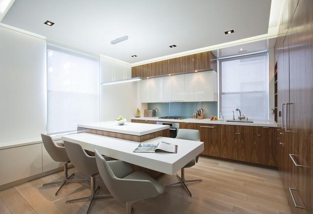 Upper West Side Combo modern-kitchen