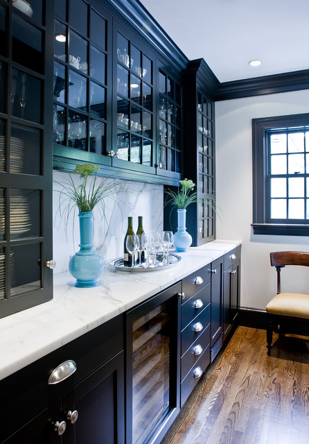 Upscale Elegance traditional kitchen