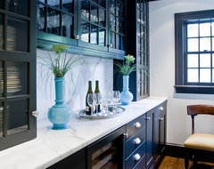 Upscale Elegance traditional-kitchen