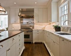 Upscale Elegance traditional-kitchen
