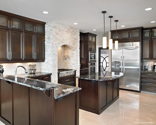 Great Upscale Kitchen Modern Kitchen