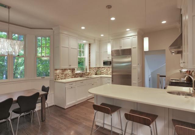 Upton Architecture traditional-kitchen