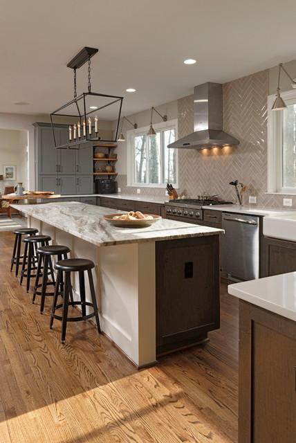 Urban Country Kitchen Transitional Kitchen Dc Metro By Fox Design Studio Llc Houzz
