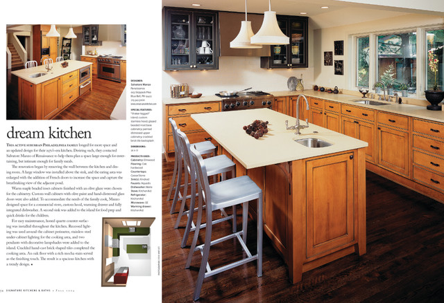 classic urban country traditional-kitchen