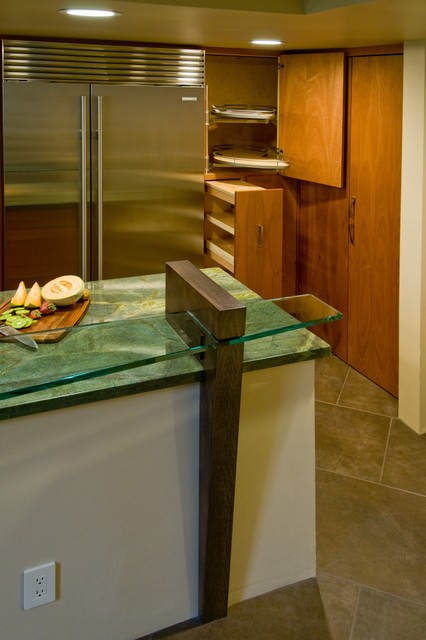 Urban edge contemporary kitchen hawaii by for Archipelago hawaii luxury home designs