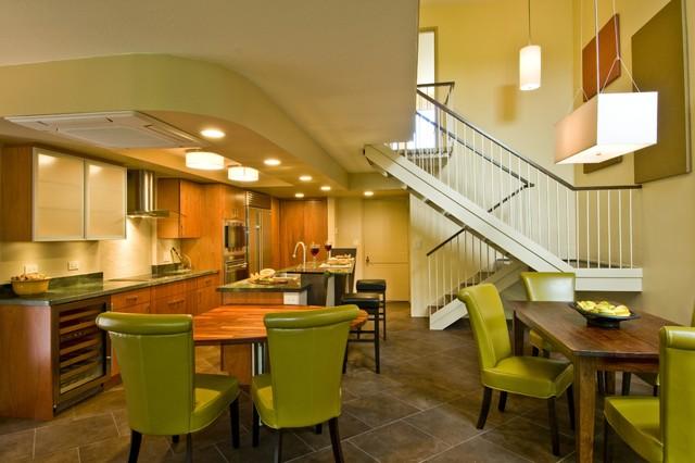 Urban Edge Kitchen 2 contemporary-kitchen