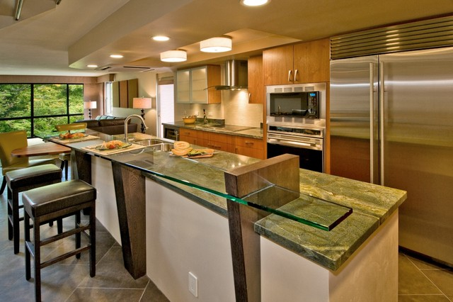 Urban Edge Kitchen Contemporary Kitchen Hawaii By