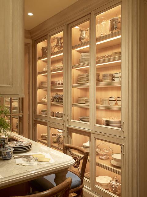 Urban Elegance traditional-kitchen