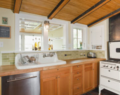 Urban Farmhouse Kitchen -