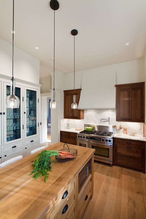 Urban Homestead contemporary kitchen