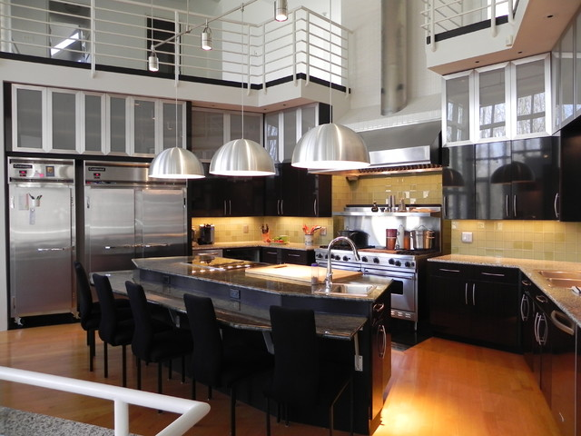 Urban Kitchen Contemporary Kitchen Baltimore By 314 Design Studio