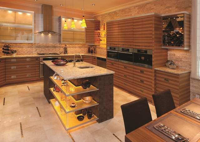 Urban Kitchen contemporary-kitchen