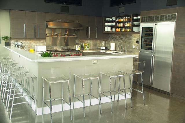 Urban Loft Parker Flats Modern Kitchen Cincinnati