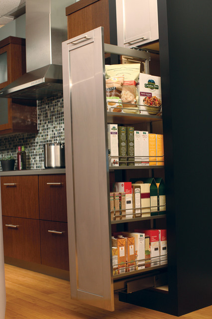 Urban Loft - Storage Solutions contemporary-kitchen