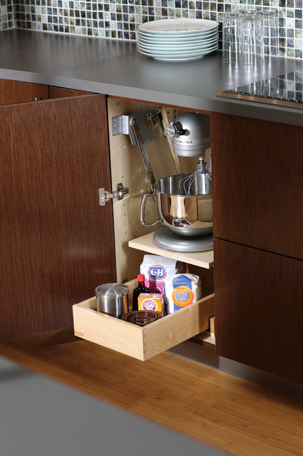 Urban Loft - Storage Solutions - Contemporary - Kitchen ...