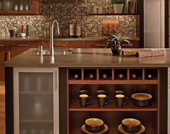 Urban Loft - Storage Solutions contemporary kitchen