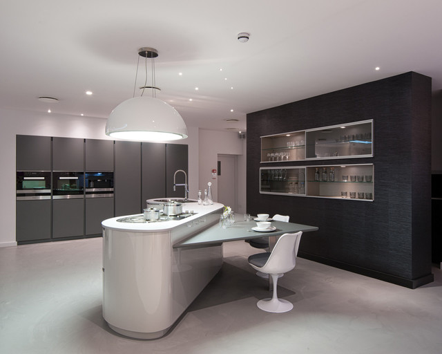 Urban Myth Showroom Contemporary Kitchen London By Urban Myth