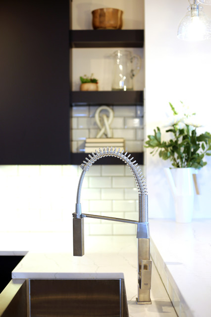 Urban Nocturne Eclectic Kitchen Grand Rapids By