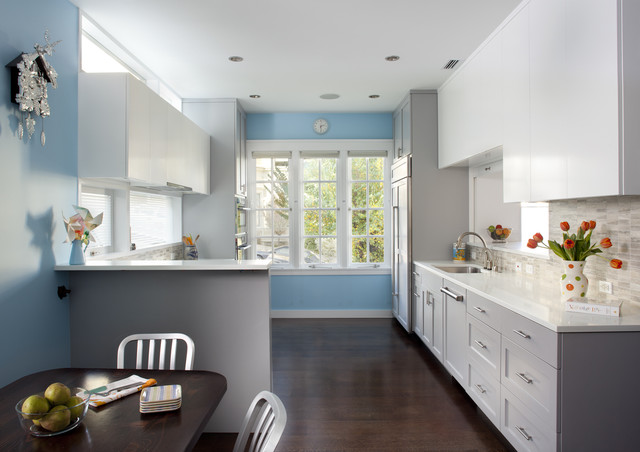 Urban Playhouse - eclectic - kitchen - san francisco - by Feldman ...