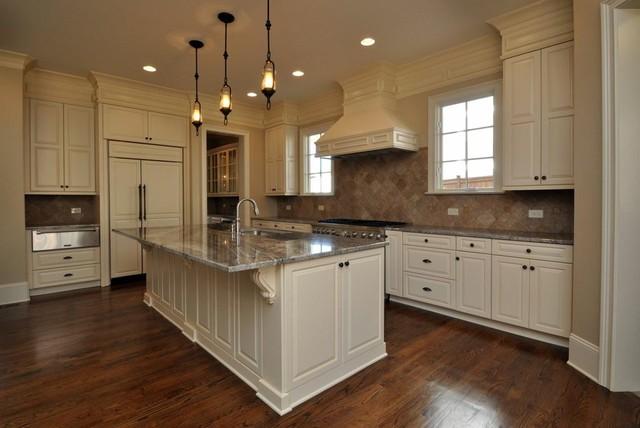 Urban Sanctuary craftsman-kitchen