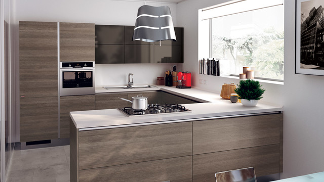 Urban Contemporary Kitchen Melbourne By Scavolini Kitchen