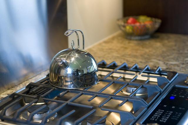 Urban Scrocco contemporary-kitchen