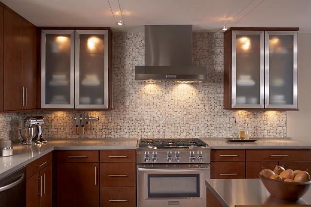 Urban Simplicity modern-kitchen
