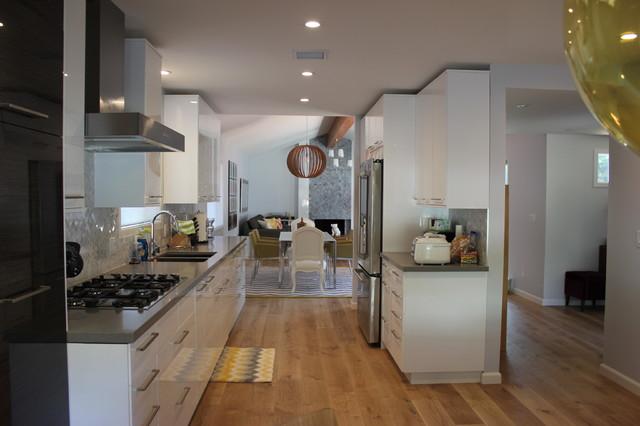 URBAN Split-Level - Minimalistisch - Küche - Los Angeles - von ...