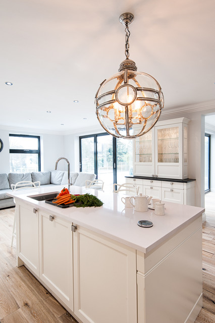 Urban Theme Bristol White Kitchen Modern Kitchen London By Urban Myth